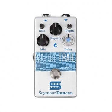 Vapor Trail Analog Delay Guitar Effects Pedal