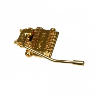 Stop-Tail Square Base Tremolo System (Gold)