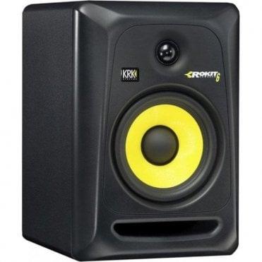 RP6 G3 Rokit Powered 6 Active Studio Monitor (Single)