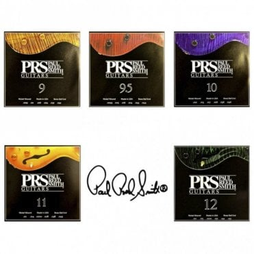 Paul Reed Smith Electric Guitar Strings