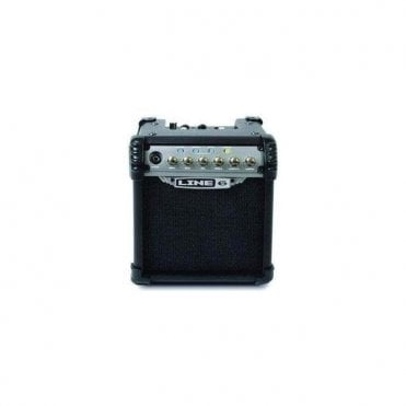 Micro Spider Portable Combo - 6 Watts Battery Powered Amp With FX