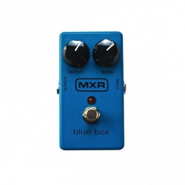 Blue Box Octave Fuzz M103  Effects Pedal