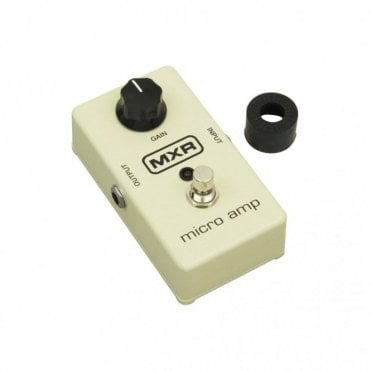 Micro Amp Clean Boost M133 Effects Pedal