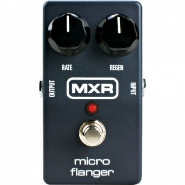 Micro Flanger M152 Effects Pedal