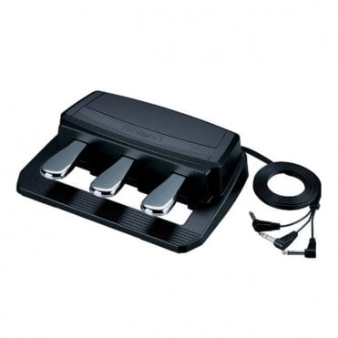 RPU-3 Triple Pedal Unit For Digital Pianos
