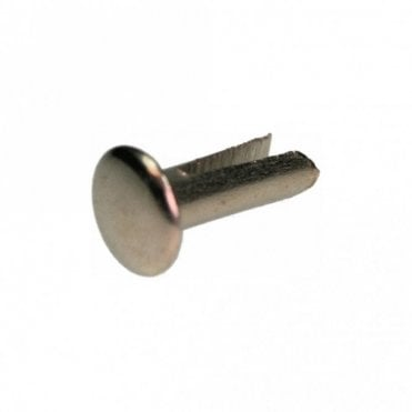 Silver Rivets - 100 Pack (PACK-00032)
