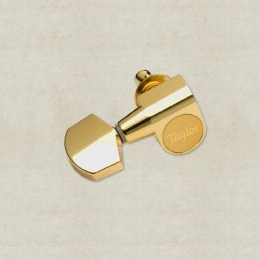 Replacement Set of Tuners, Gold, Taylor Logo