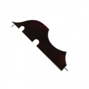 Pickguard Violin Bass '59 Tortoiseshell (H6536V59)