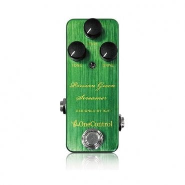 Persian Green Screamer Overdrive