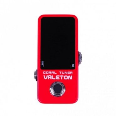 Coral Series Chromatic Tuner Pedal