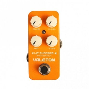 Coral Series La' Charger Modern Crunch Pedal