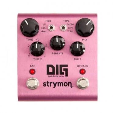 DIG Dual Digital Delay Pedal