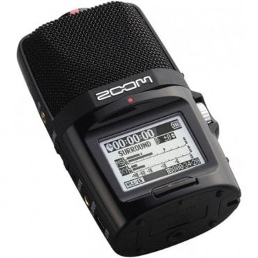 Zoom H2n Handy Recorder 2GB Voice Recorder