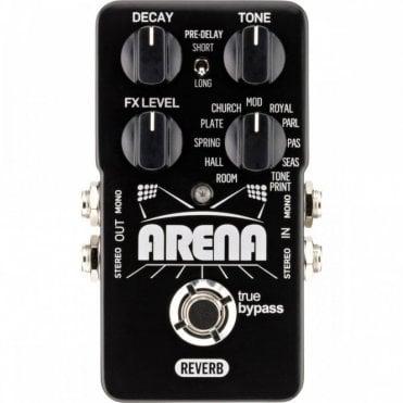 Arena Reverb Pedal