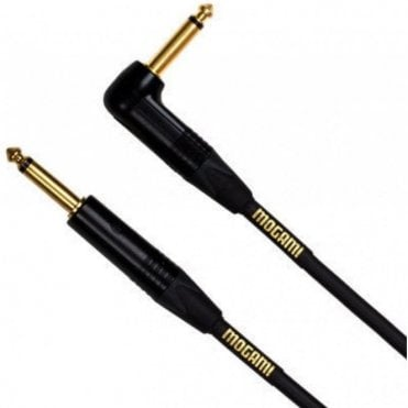 3m Premium Guitar Cable - Straight to Right Angle with w2524 Cable