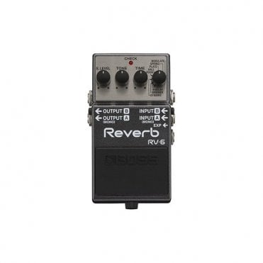 RV-6 Reverb Compact Guitar Effects Pedal
