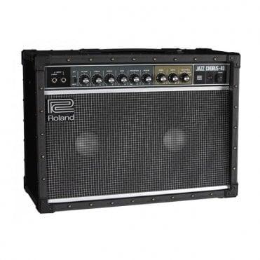 "JC-40 Jazz Chorus Guitar Amplifier 2x10"" Combo"