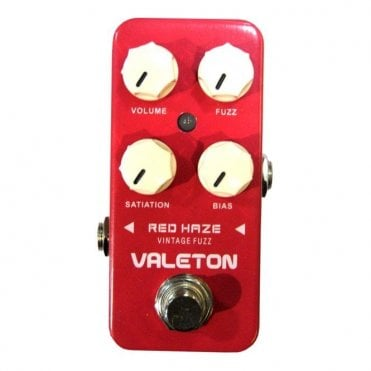Coral Series Red Haze Vintage Fuzz
