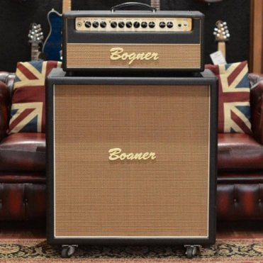 "Shiva EL34 80w Head & 4x12"" Straight Cabinet, Pre-Owned"