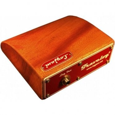 Travelog Percussive Stompbox