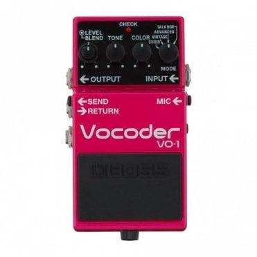 VO-1 Compact Vocoder