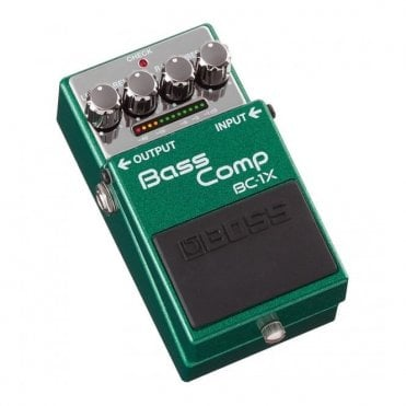 BC-1X Bass Comp Multiband Compressor