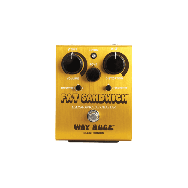Fat Sandwich - Harmonic Saturator Distortion Pedal