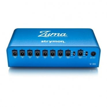 Zuma - High Current DC Pedal Power Supply - Pre Order