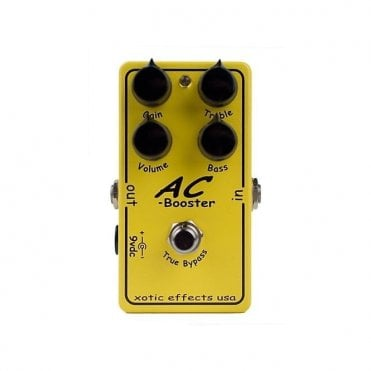 AC Booster Drive Pedal