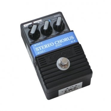 Arion Modified SCH-Z Chorus & Vibe Pedal