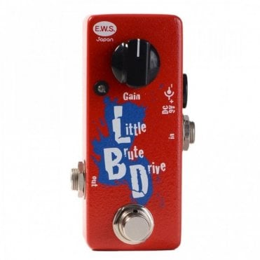 Little Brute Drive Distortion Pedal