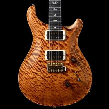 Wood Library Ltd Edition Custom 24 Copperhead, Swamp Ash Body, Flame Maple Neck