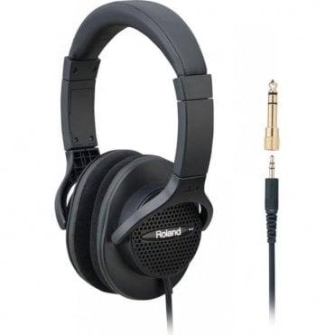 RH-A7 Open Air Headphones (Black)