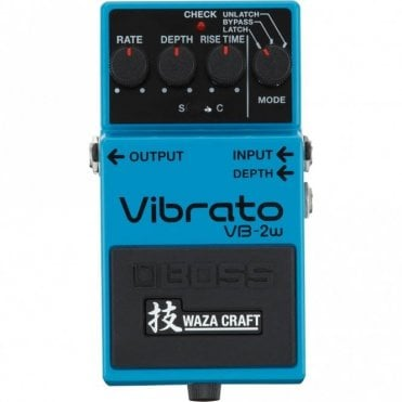 VB-2W Special Edition Waza Craft Vibrato Pedal
