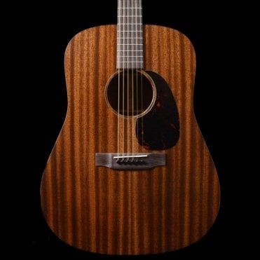 D-15EUK Solid Mahogany 15 Series Acoustic Guitar With Fishman Pickup