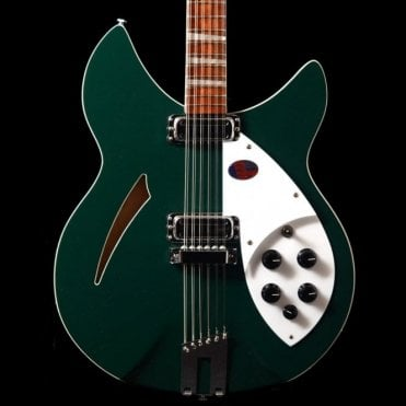 Rickenbacker 360/12 C63 - Protoype - Britich Racing Green - One Off