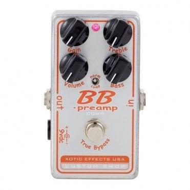 BB Preamp Comp - Custom Shop Compressor Version