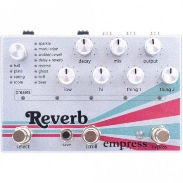 Reverb - Multi Reverb Machine