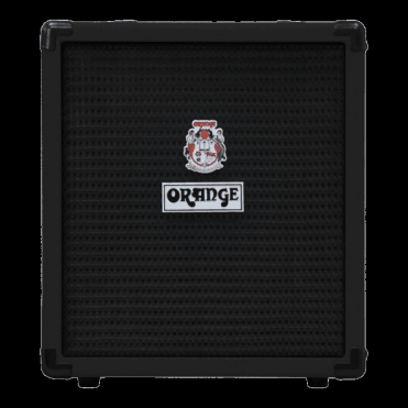 Crush 25 Watt Bass Guitar Amplifier Combo in Black