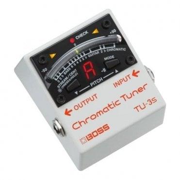 TU-3S Chromatic Tuner