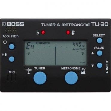 TU-30 Tuner & Metronome
