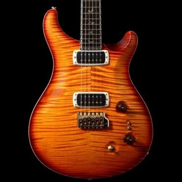 'Guitar Of The Month June 2016' Paul's Guitar Cherry Smoked Burst