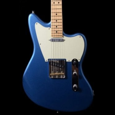 Limited Edition American Standard Offset Telecaster, Lake Placid Blue