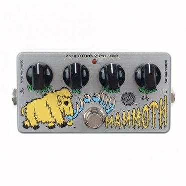 Woolly Mammoth Vexter Series Fuzz Pedal