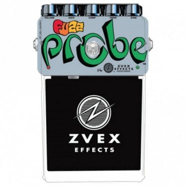 Fuzz Probe Vexter Series Theramin-Style Pedal