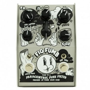 Fig Fumb Paracentric Fuzz Filter With Noise Gate