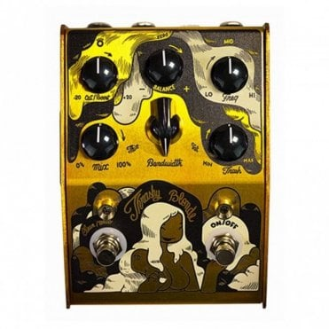 Trashy Blonde Paracentric Amp Overdrive & Distortion Filter Pedal