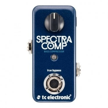 SpectraComp Bass Compressor Pedal