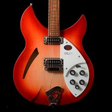 330/6 Fireglo 6-String Electric Guitar #16 23713