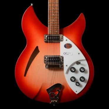 330/6 Fireglo 6-String Electric Guitar #16 23730